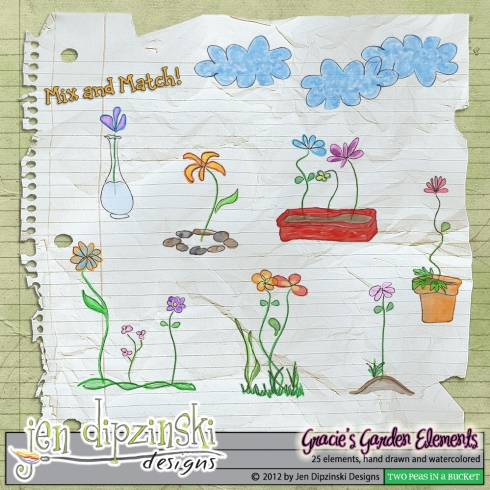 Gracie's Garden Elements